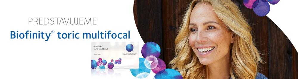 Biofinity® Toric Multifocal